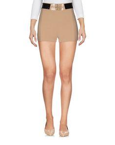 Повседневные шорты Elisabetta Franchi Gold