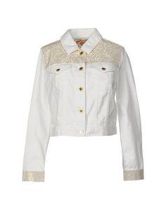 Джинсовая верхняя одежда Michael Michael Kors