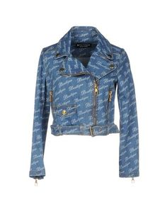 Джинсовая верхняя одежда Boutique Moschino