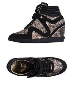 Высокие кеды и кроссовки Roberto Cavalli