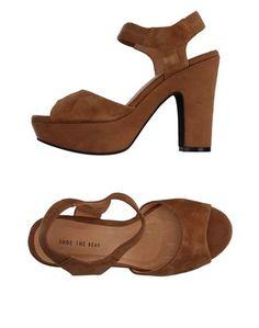 Сандалии Shoe the Bear