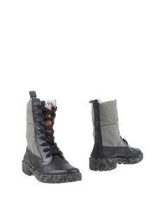 Полусапоги и высокие ботинки Springa