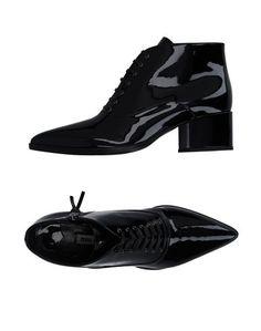 Обувь на шнурках Miu Miu