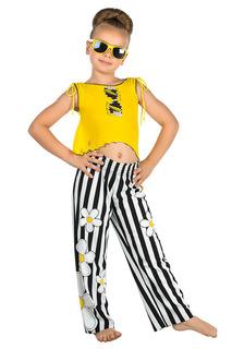 Пляжный комплект: брюки, топ Arina Festivita by Lora Grig