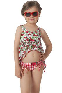 Комплект пляжный: топ, плавки Arina Festivita by Lora Grig