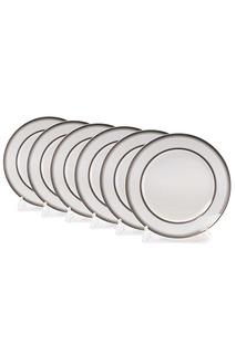 Набор тарелок 19 см, 6 шт. La Rose des Sables