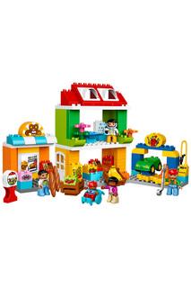 """Игрушка """"Городская площадь"""" Lego"""
