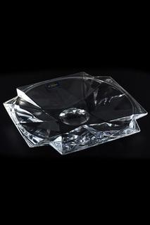 Конфетница 21 см Crystalite Bohemia