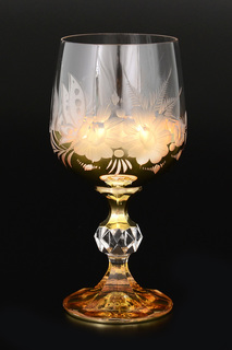 Набор фужеров для вина 190 мл Bohemia