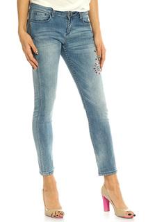 Брюки джинсовые Desigual