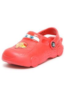 Туфли открытые дошкольные CARS