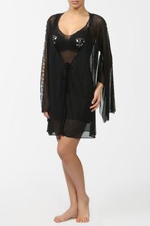 Комплект: сорочка и халат Rcrescentini Private Collection by COTTON CLUB