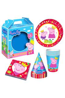 Подарочный набор посуды Peppa Pig