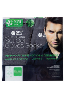 Гелевые носки и перчатки SPA BELLE