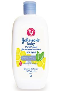 Гель-пена для душа JOHNSONS BABY