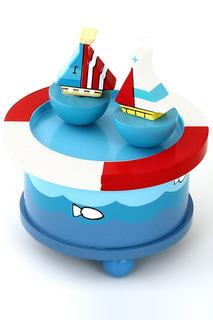 Музыкальная шкатулка Кораблики Mapacha