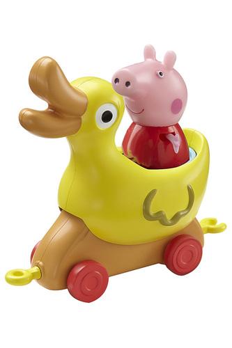 """Игровой набор """"Каталка Чашка"""" Peppa Pig"""