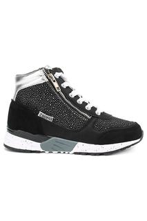 Ботинки школьные кроссовые Зебра