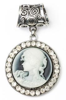Винтажное украшения для платка Cesare Conte