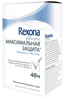 Антиперспирант-крем REXONA