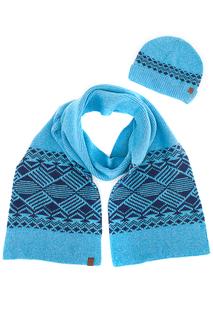 Комплект: шапка, шарф Timberland