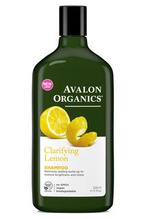 Лимонный шампунь AVALON ORGANICS