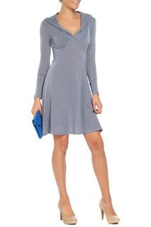 Платье с капюшоном Ангора миди Alina Assi