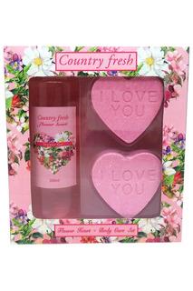 Подарочный набор 3 предмета Country Fresh