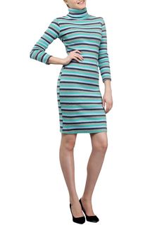 Платье Maxi Striped BORODINA KSENIA