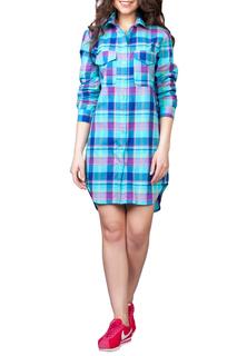Платье-рубашка Sunny Day BORODINA KSENIA