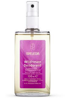 Розовый дезодорант 100 мл WELEDA
