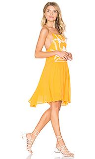 Мини платье sumatram - PIPER