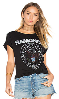 Футболка ramones seal - DAYDREAMER