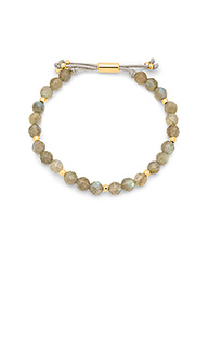 Power gemstone beaded bracelet - gorjana