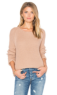 Waffle stitch pullover - Vince