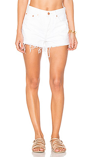 Short stilt cutoff shorts - Free People