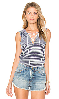 Taft point mini stripe tank - Splendid