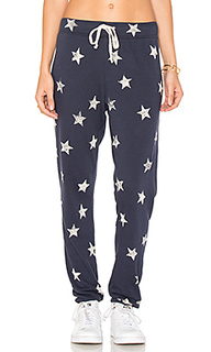 Ashbury star print sweatpant - Splendid