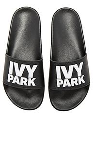 Logo sliders - IVY PARK
