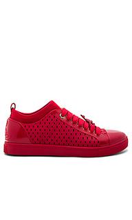 Orb enameled sneakers - Vivienne Westwood