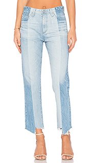 Phoebe frayed hem jean - AG Adriano Goldschmied