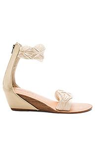 Обувь на танкетке lilly - cocobelle