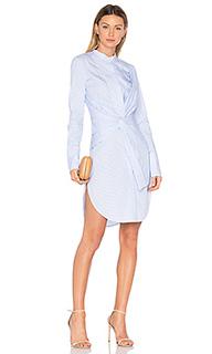 Платье-рубашка rowe - Acler
