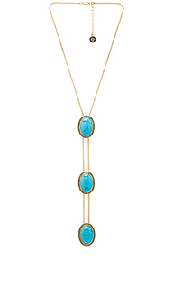Tanta 3 tier bolo pendant - House of Harlow 1960