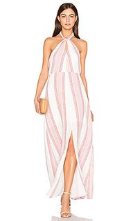 Agathe twisted dress - Line & Dot