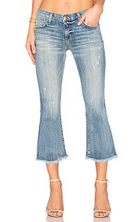 Укороченные джинсы flip flop - Current/Elliott