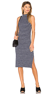 Striped space dye rib dress - Splendid
