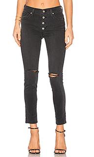 Скинни джинсы до лодыжек high class - James Jeans