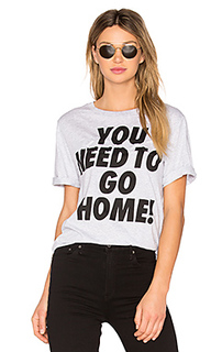 Single jersey you need to go home tee - Kenzo