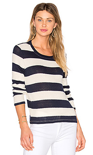Cliffside rugby stripe pullover - Splendid